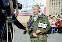 Субботник ветеранов. Апрель 2017 г.