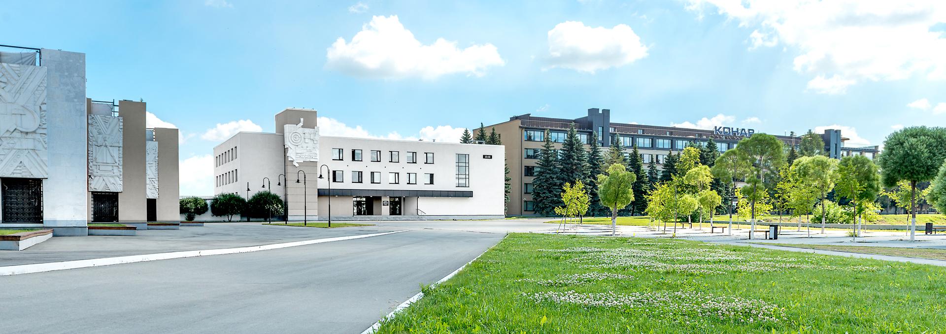 Музей трудовой и боевой славы «СТАНКОМАШ»