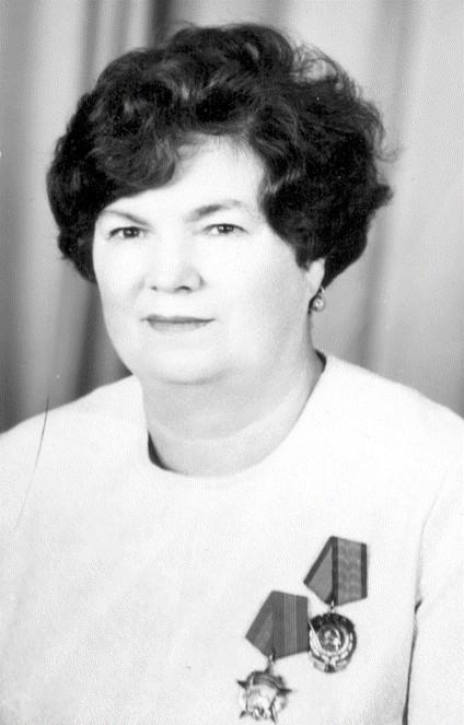 Звягинцева О.В., 1962-1982 гг.
