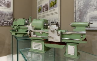 Музей «Станкомаш» может стать одной из точек роста промышленного туризма