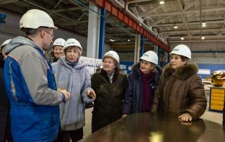 Ветераны-гальваники оценили новое производство КОНАРа