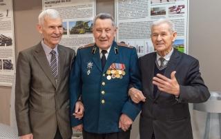 Ветеран «Станкомаша» отметил 85-летний юбилей