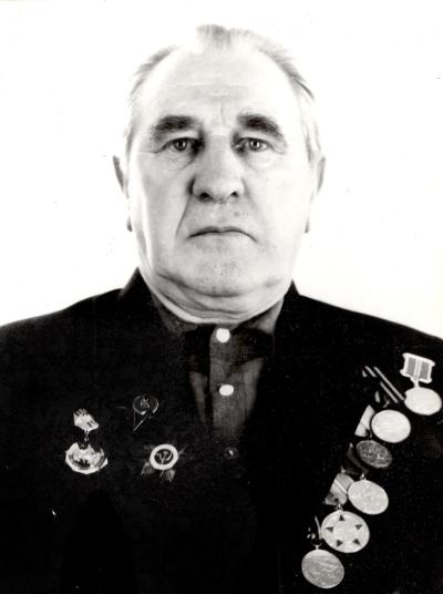 Афонин Михаил Иванович