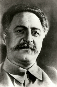 Серго Орджоникидзе нарком тяжелой промышленности