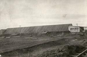 Овощехранилище 1932 год