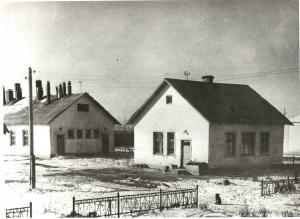 1935-1940 гг Жилой поселок ТЭЦ